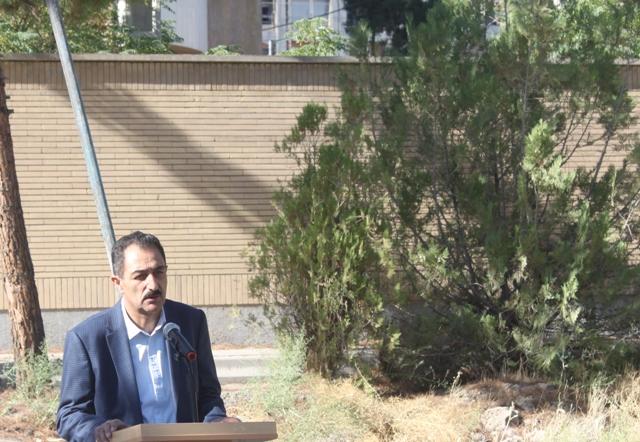 نشست خبری آقای سید محمود حسینی مدیر عامل محترم مجمع خیرین سلامت استان