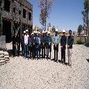 بازدید اعضای نظام مهندسی استان  از پروژه های در حال احداث مجمع خیرین سلامت  درشهر بیرجند