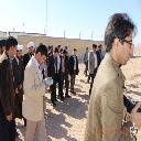 دیدار قائم مقام امور مشارکتهای اجتماعی در استان خراسان جنوبی از شبکه بهداشت و درمان شهرستان زیرکوه
