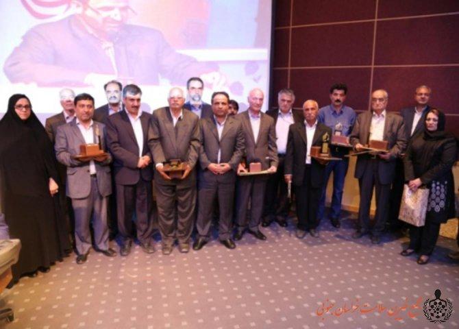 برگزاری اولین همایش مجمع خیرین سلامت شهرستان سرایان