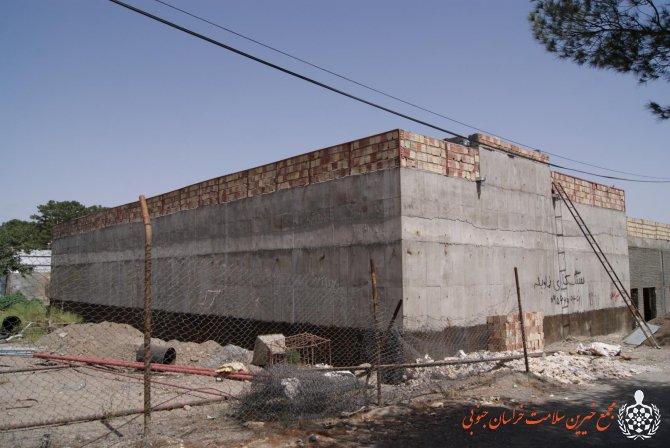 مرکز رادیوتراپی و شیمی درمانی خراسان جنوبی