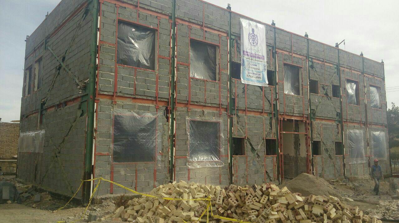 گزارش تصویری از روند احداث پروژه های سربیشه و مود