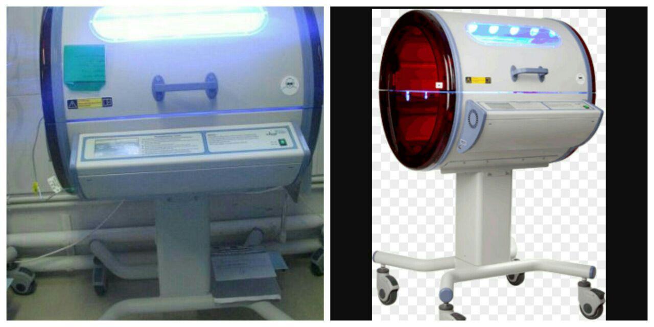 خرید دو دستگاه فتوتراپ برای بیمارستان شهید مصطفی خمینی شهرستان طبس
