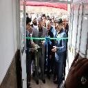 افتتاح و به بهره رساندن پروژه خانه بهداشت حسن آباد در شهرستان زیرکوه